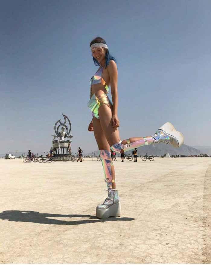 Burning Man - 2018 прошел в Неваде