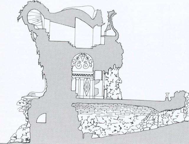 Аппеннинский Колосс - громадная статуя, в существование которой непросто поверить