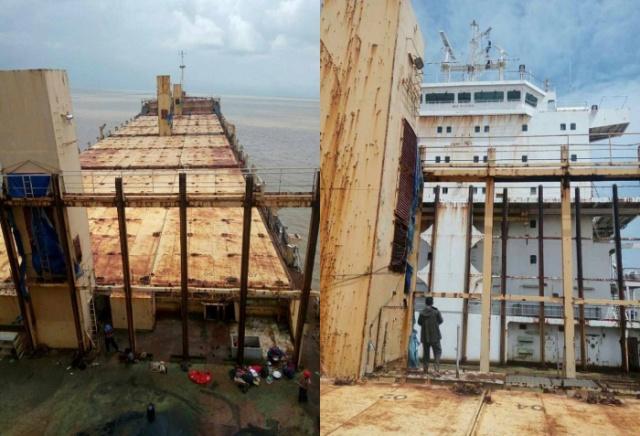 Исчезнувшее девять лет назад судно нашли в Мьянме