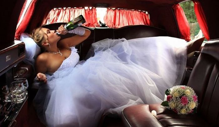 Совет да любовь - свадебный треш!