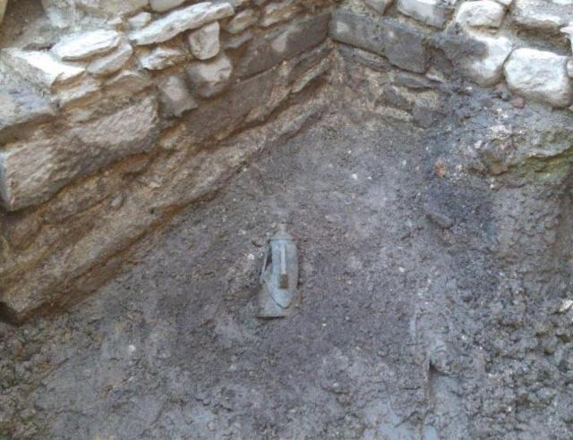 В Италии был найден клад времен Древнего Рима