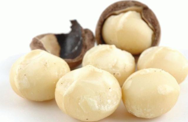 Макадамия - один из самых дорогих орехов в мире