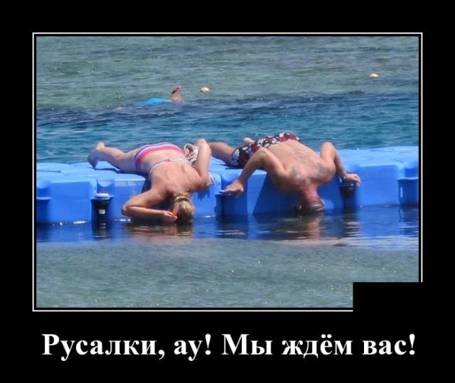 Подборка прикольных демотиваторов №1201