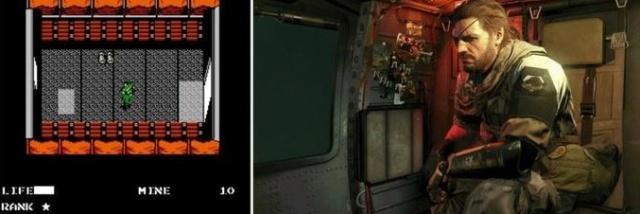 Видеоигры тогда и сейчас