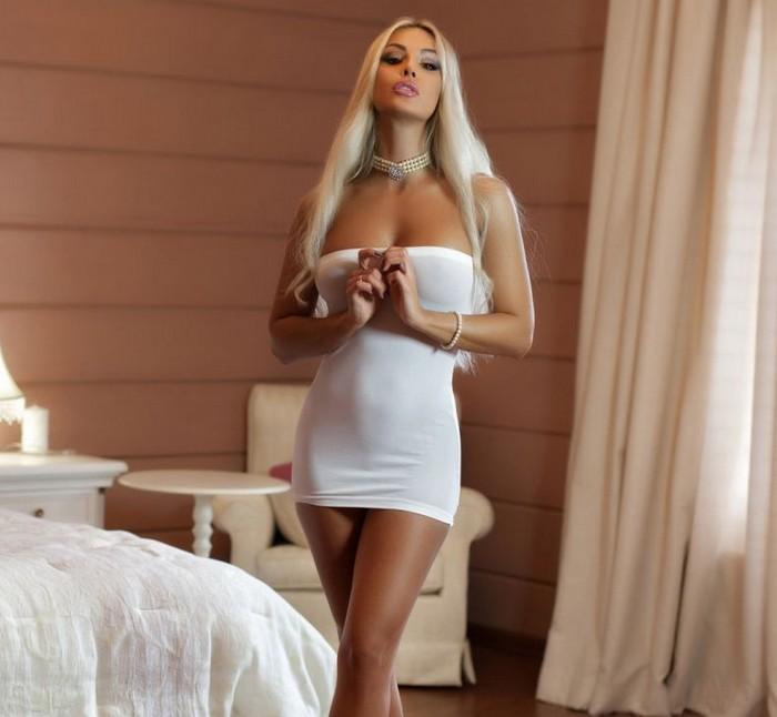 Девушка дня - Maria
