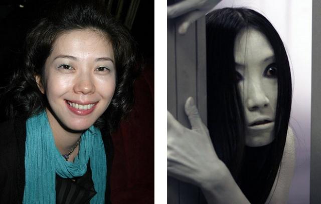 Как в реальной жизни выглядят актрисы, сыгравшие монстров в кино