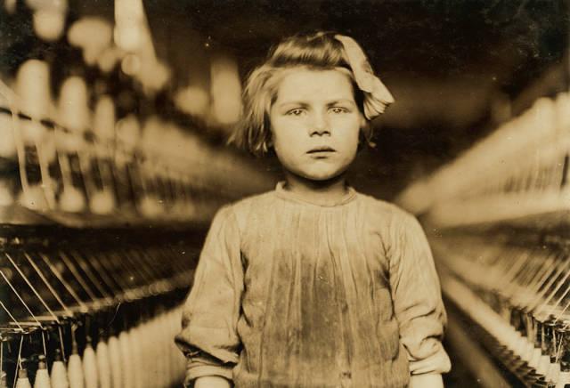 Детский труд 100 лет назад