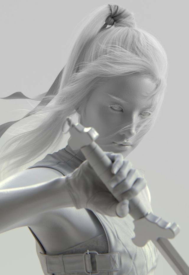 Невероятная реалистичность современного 3D-искусства