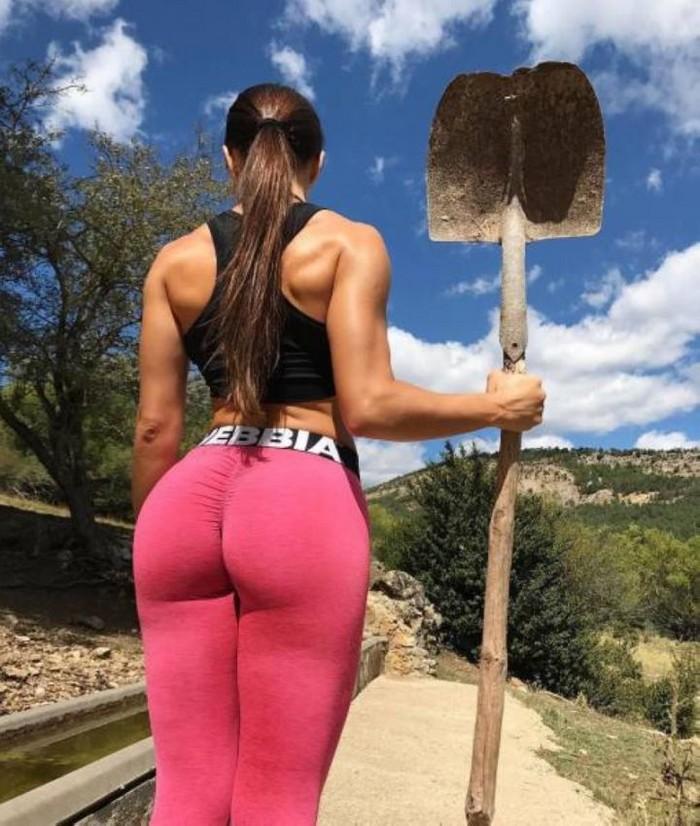 Спортивные девушки офигенны