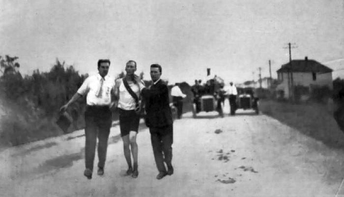 Кокаин, стрихнин и бренди. Как выигрывали забег на Олимпийских играх сто лет назад