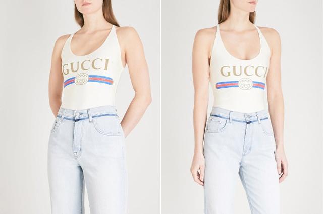 Купальник от Gucci за 490 долларов с одним важным недостатком