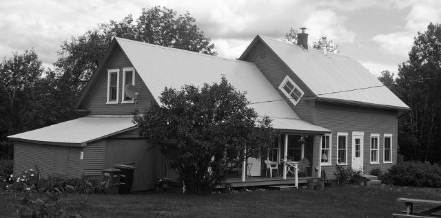 Ведьмино окно - традиция народной архитектуры в Вермонте