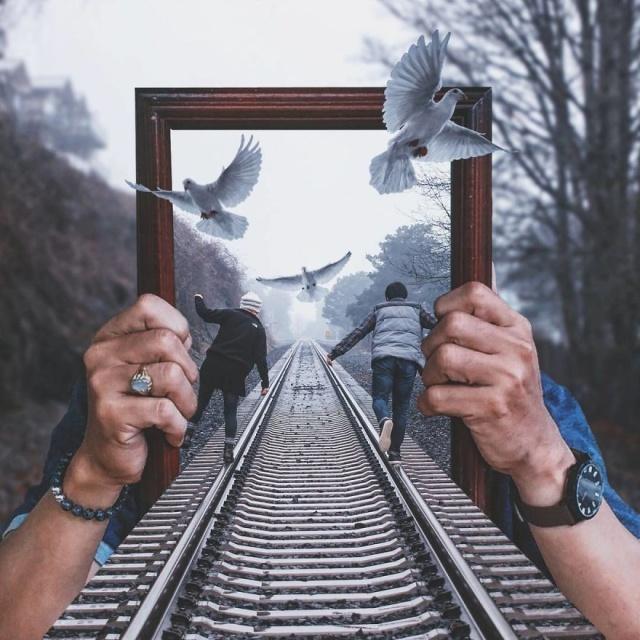 Работы в фотошопе, которые вас удивят