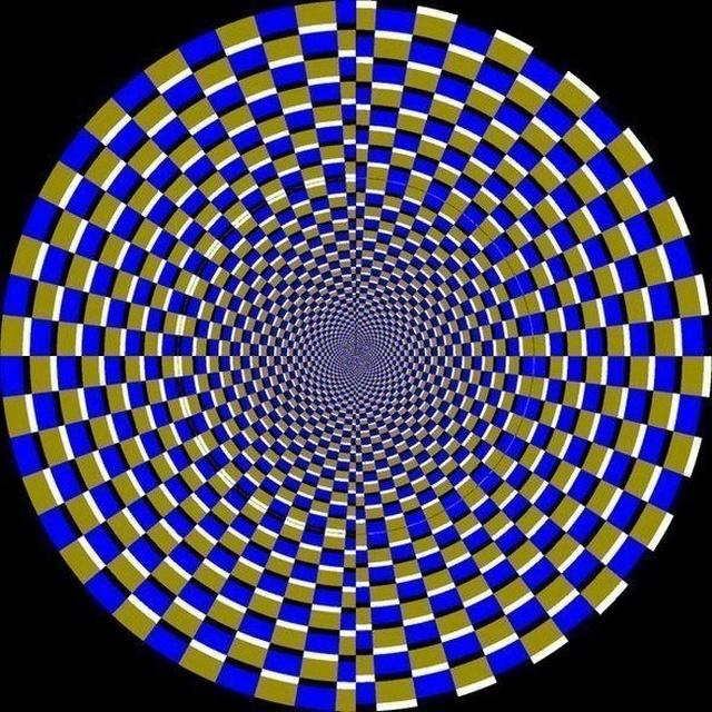 Не верьте своим глазам: необычные оптические иллюзии