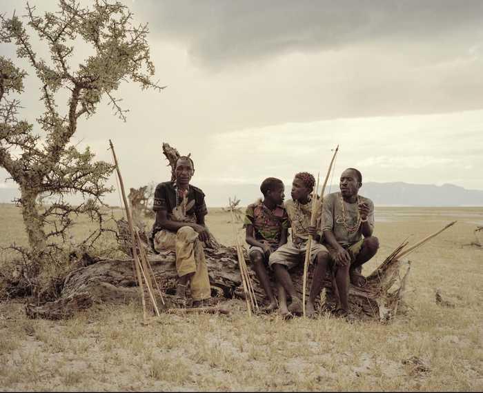 Племя Хадза из Танзании поддерживает 10 000-летний образ жизни