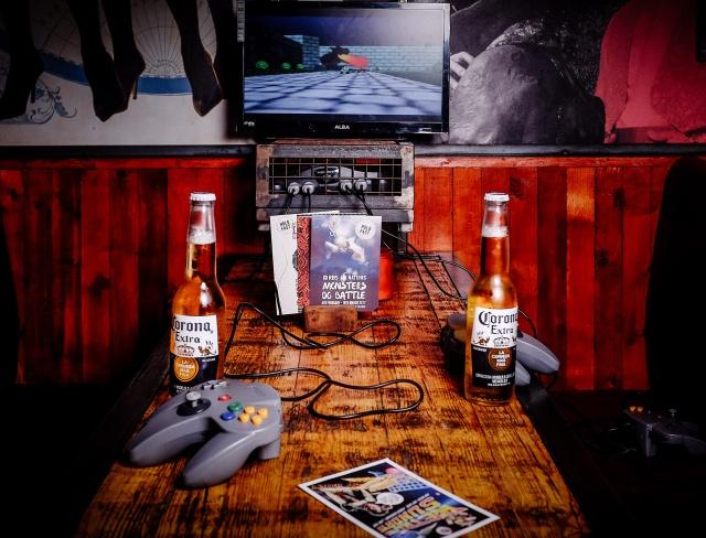 Идеальный бар для тех, кто вырос в 90-е