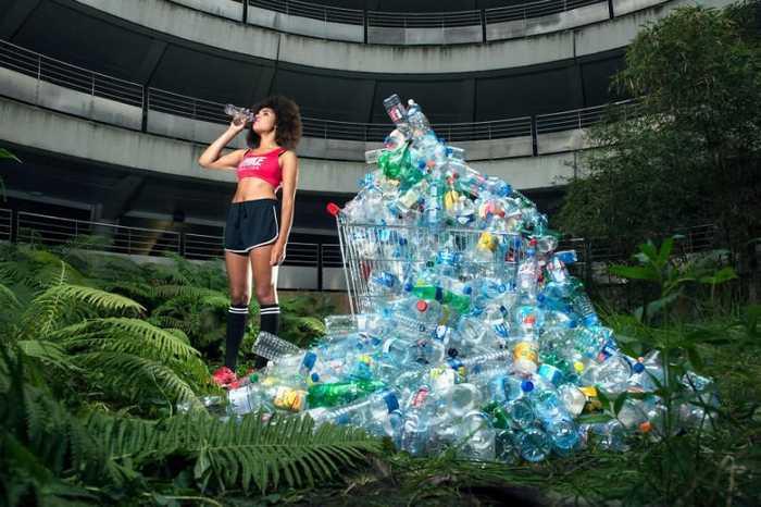 Если несколько лет не выбрасывать мусор
