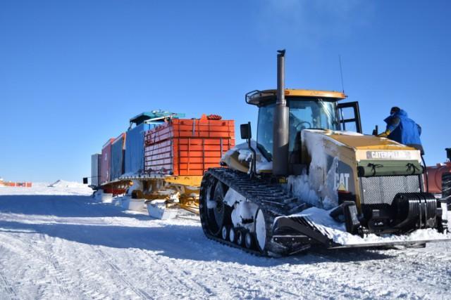 7 фактов о том, как живут люди в Антарктиде (−80° и нельзя пи́сать в душе)