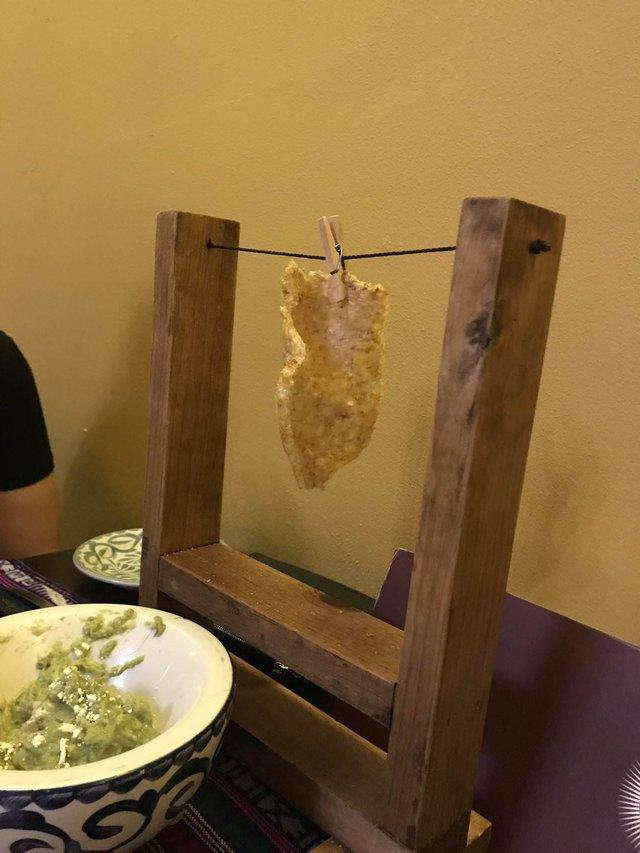 Тарелкам не место в современном ресторане