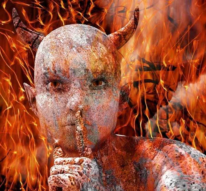 В какой ад попадут знаки зодиака?