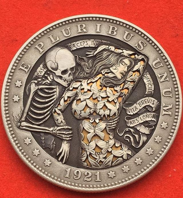 Уникальные монеты от которых просто невозможно оторвать свой взгляд