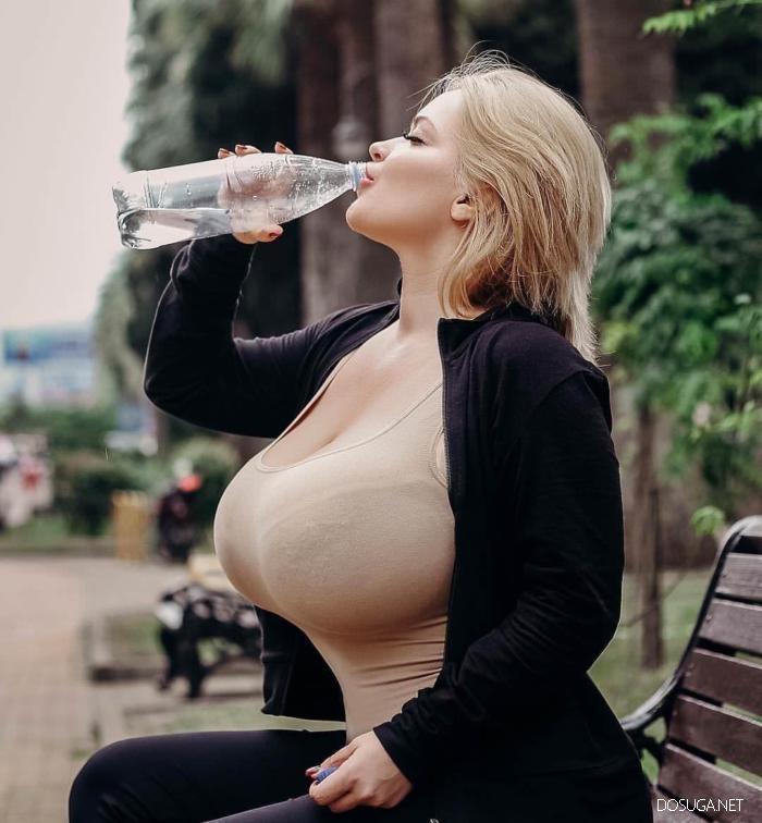 Я так понимаю, вода до желудка не доходит?