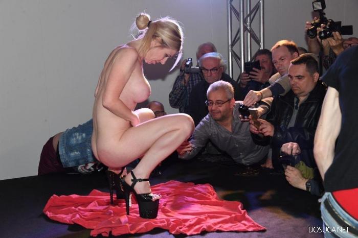 """Международная выставка эротики """"Venus Berlin 2019"""""""