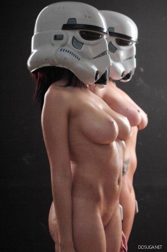 """Девушкам тоже нравятся """"Звездные Войны"""""""