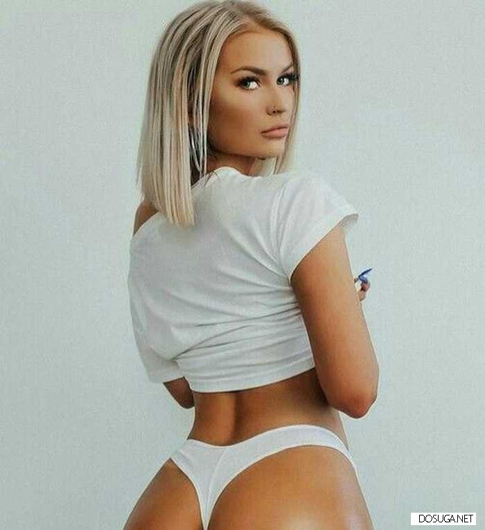 Сексуальные блондинки
