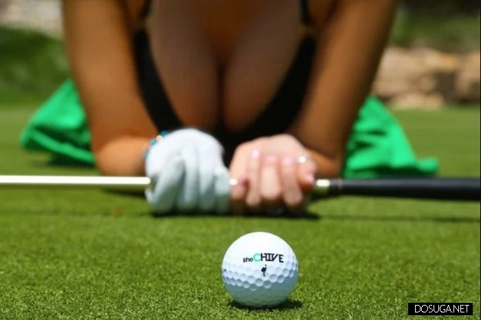 Такой волнительный гольф